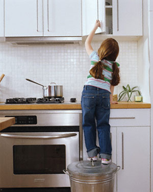 Kitchen Safety Tips